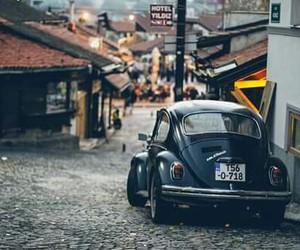 car and sarajevo image