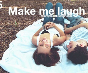 love and laugh image