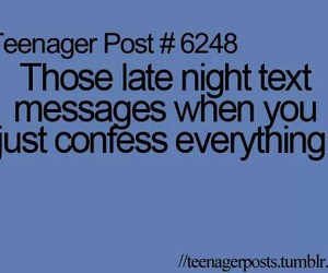 text, message, and night image