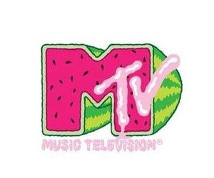 mtv, watermelon, and cute image
