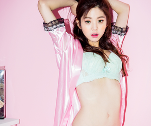 clevage, ulzzang, and chae eun image