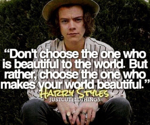 quotes, Harry Styles, and cute image