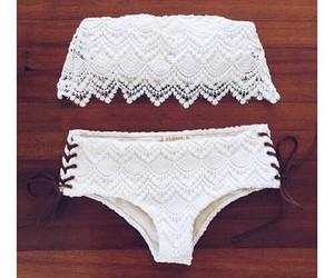 bikini, style, and summer image