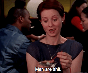 quote, men, and sex and the city image