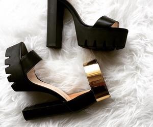 black, luxury, and elegant image