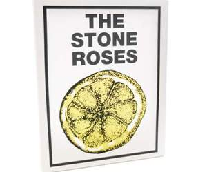 frame, stone roses, and music image