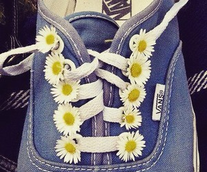 flowers, style, and fashion image