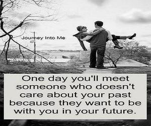meet, one day, and someone image