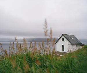 faroe islands, house, and nature image