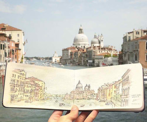 cool, italy, and sketch image