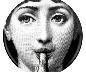 art, luxury, and fornasetti image