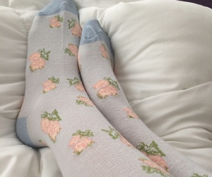 alternative, grunge, and socks image