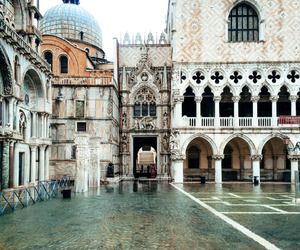 architecture, venice, and travel image