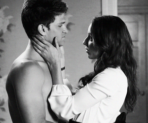 toby, pretty little liars, and troian bellisario image