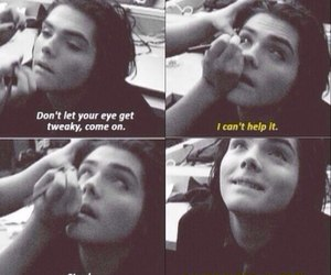 gerard way, music, and my chemical romance image