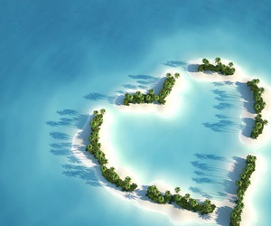 heart and Island image