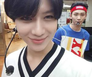 SHINee, Taemin, and key image