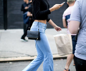 fashion, Karlie Kloss, and outfit image