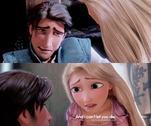 rapunzel, true love, and love image