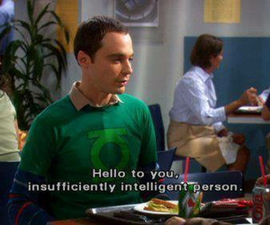 sheldon cooper, sheldon, and the big bang theory image