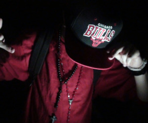 chicago bulls, dope, and bulls image