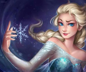 frozen and snow queen image