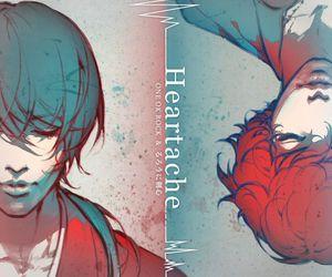 heartache, japan, and rock image
