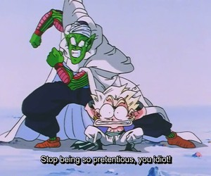 piccolo, dbz, and gotenks image