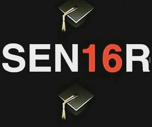 senior and class of 2016 image