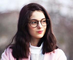 girl, model, and nora aradi image