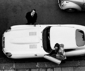 awesome, bw, and car image