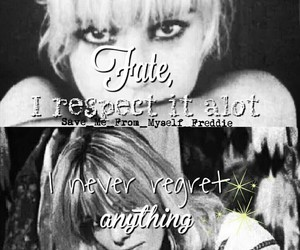 anita pallenberg, quote, and black and white image