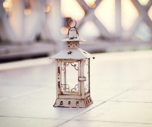 light, lantern, and vintage image