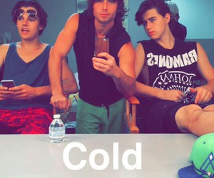 wesley stromberg, nash grier, and kenny holland image