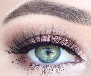 eyes, make up, and pretty image
