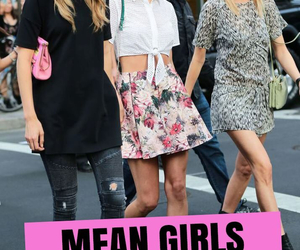 mean girls and Taylor Swift image
