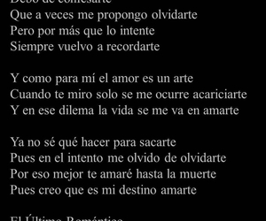 amor, desamor, and frase image