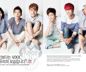kpop and vixx image
