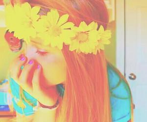 flowers, tumblr, and tumblr girl image