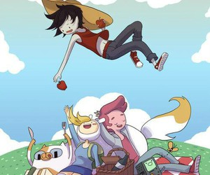 adventure time, hora de aventura, and animation image