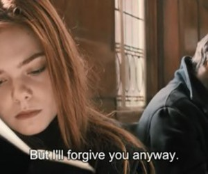 Elle Fanning, quote, and ginger and rosa image