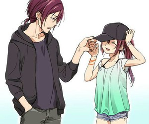 rin, free, and gou image