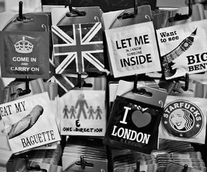 london, sex, and condom image