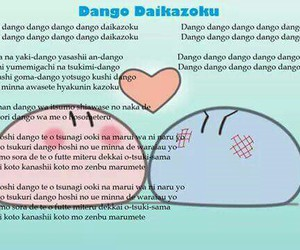 dango, clannad, and frases anime image