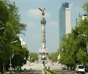 mexico, world, and angel de la independencia image