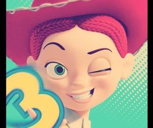 disney, jessie, and toy story 3 image