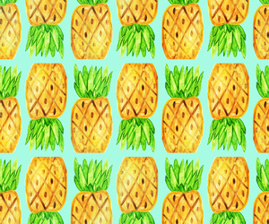 patterns and pineapple image