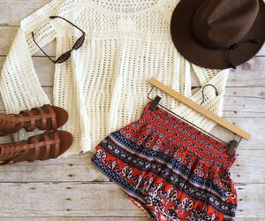 bohemian and style image