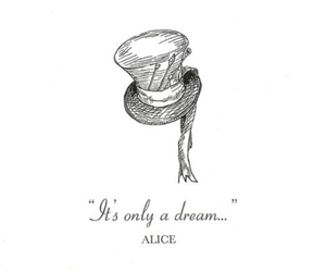 alice in wonderland, trippy, and art image