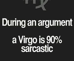 virgo, zodiac sign, and astro facts image